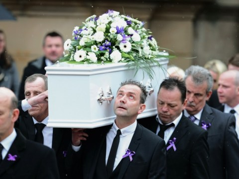 Gallery: Funeral of schoolgirl Christina Edkins, March 22nd 2013