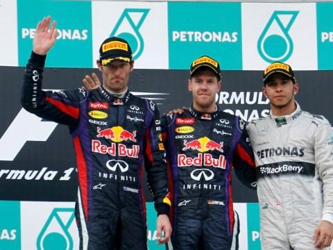 Putting Sebastian Vettel ahead of Mark Webber causing problem for Red Bull, says Lewis Hamilton