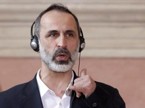 Syria: Rebel leader resigns on Facebook over 'lack of help'