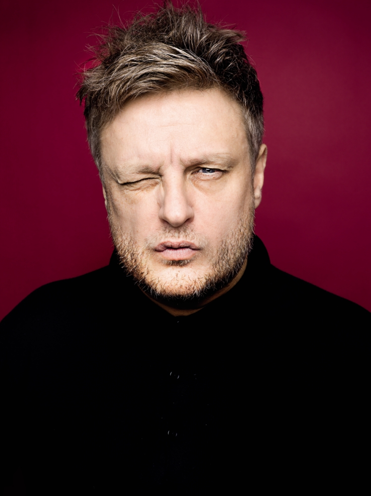 Photographer Rankin's latest project, Alive: In The Face Of Death, was sparked by his parents' death (Picture: Rankin Photography Ltd)