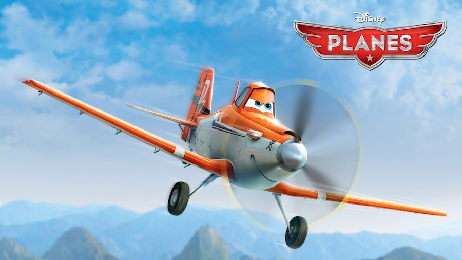 Dusty (voice of Dane Cook). With a fear of heights to overcome, Dusty hopes to be a top class racer plane (Disney Enterprises)