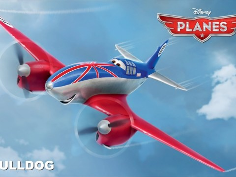 John Cleese to voice character in Cars follow-up Planes