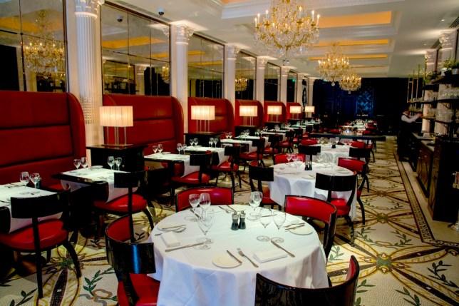 Brasserie Chavot restaurant
