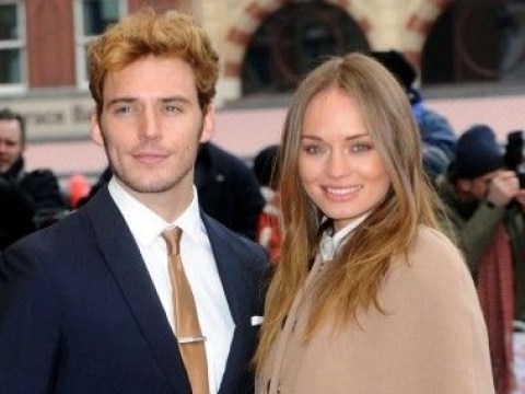 Hunger Games star Sam Claflin and wife Laura Haddock managed to keep their new baby a secret for a month