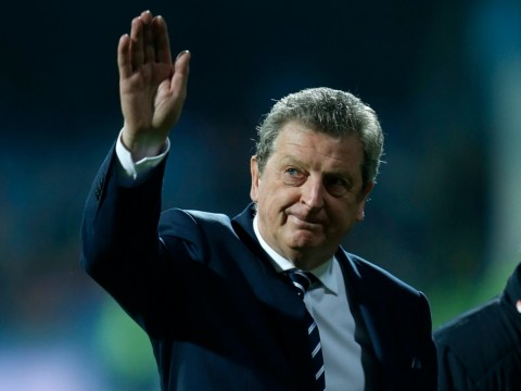 Roy Hodgson: We can't be too disappointed with point in Montenegro