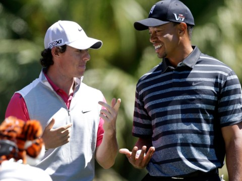Masterful Tiger Woods remains in Rory McIlroy's sights as he aims for top spot