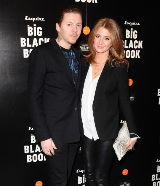 Professor Green puts Millie Mackintosh honeymoon on hold but insists Made In Chelsea star is 'understanding'