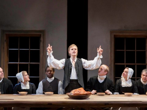 Theatre Review: The Low Road at The Royal Court