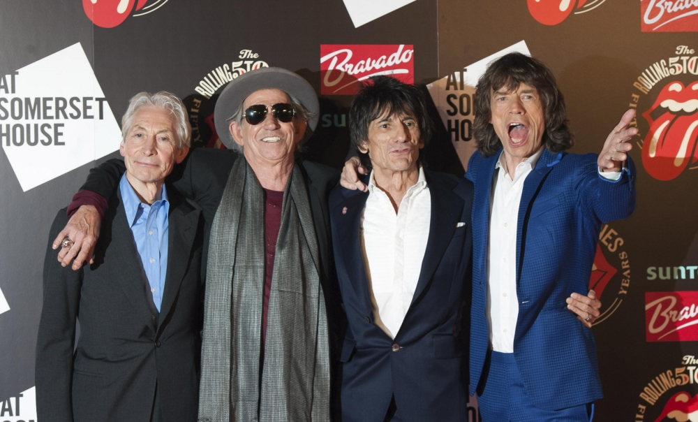 Rolling Stones to receive 'bog standard fee' for Glastonbury set, reveals Michael Eavis