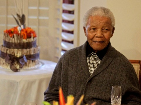 Nelson Mandela in 'serious but stable' condition in hospital