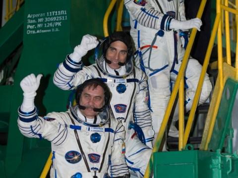 Gallery: International Space Station docking