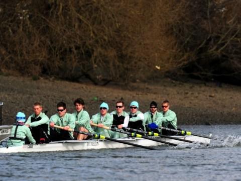 Gallery: BNY Mellon Boat Race 2013 Oxford v Cambridge – Preview