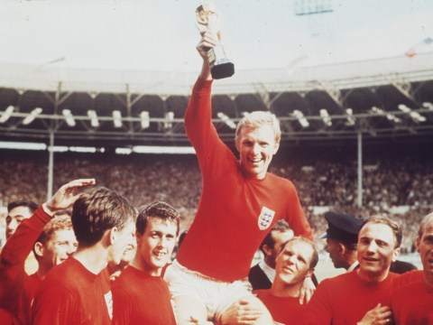 Bobby Moore wins landslide vote to be new 'World Cup Great' at Madame Tussauds