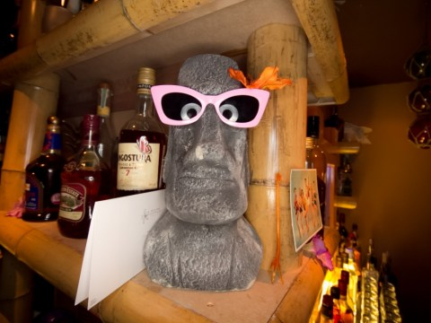 Bar bites: Get into the spirit of summer at a cheeky tiki bar