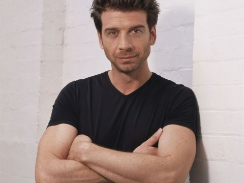 Who built the pyramids? Nick Knowles, of course