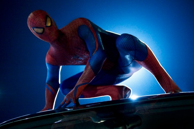 Film: The Amazing Spiderman (2012) with Andrew Garfield as Spider-Man / Peter Parker.  DF-06775_rV7.jpg