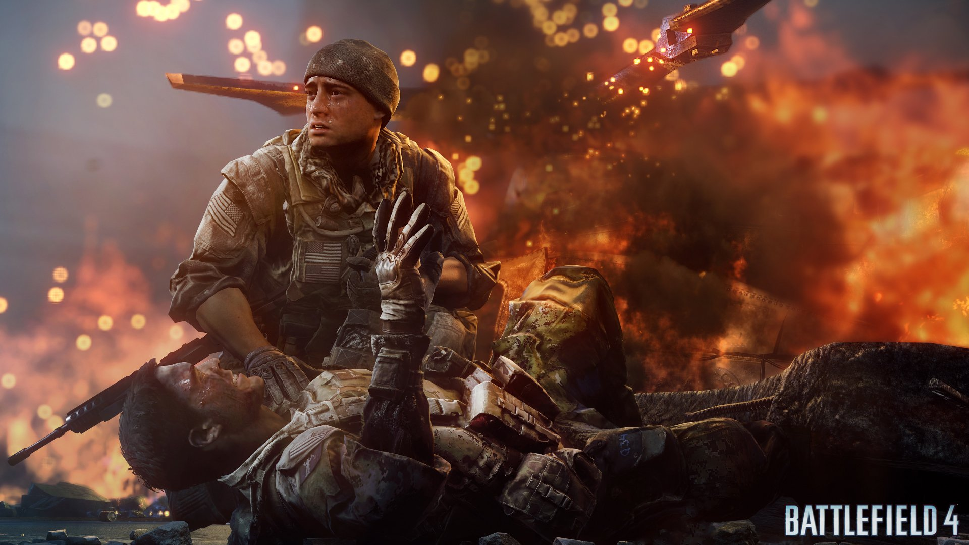 Battlefield 4 live demo, gameplay trailer, and interview – best graphics ever