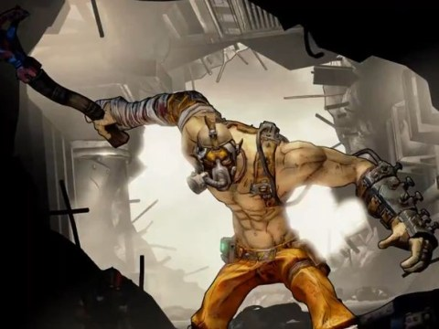 Krieg the Psycho is new Borderlands 2 character