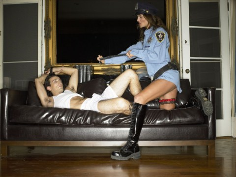 People in uniform voted best in bed