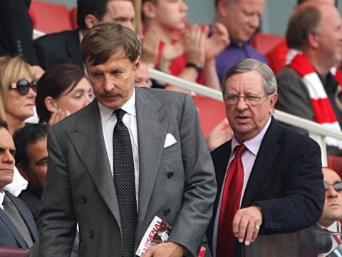 Arsenal chairman Peter Hill-Wood dismisses Middle Eastern takeover talk