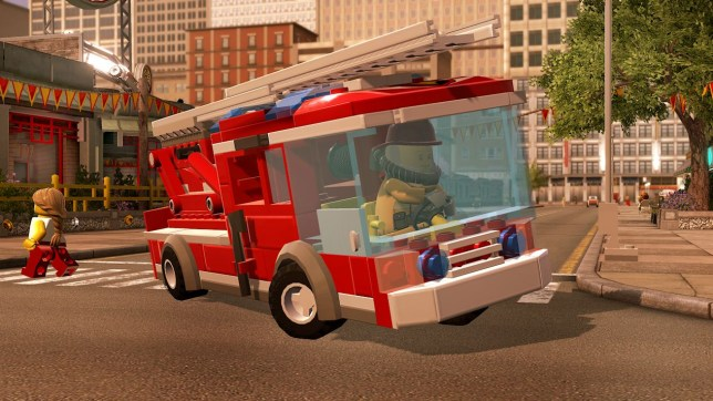 Lego City Undercover – the alarm bells are ringing
