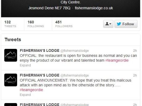 Embarrassment for upmarket restaurant as disgruntled employee hijacks Twitter feed