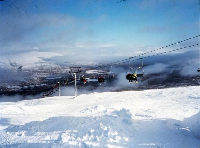 The experienced skier was caught up in an avalanche at Glencoe