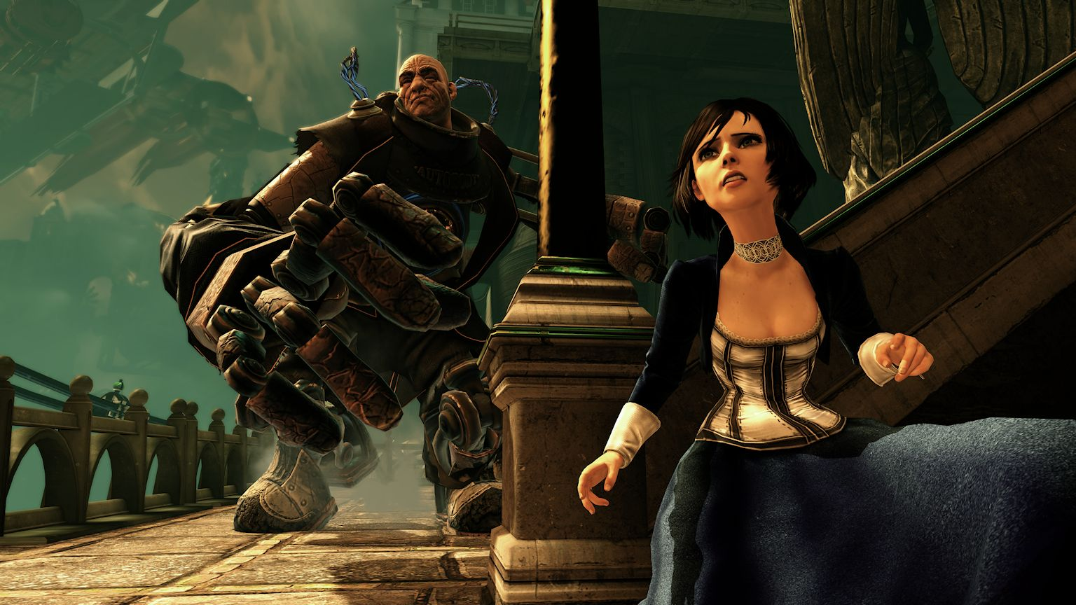 BioShock Infinite (PS3) – sky high ambition
