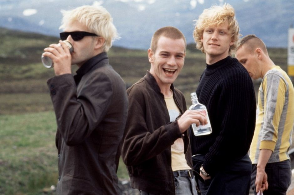 Trainspotting became an instant classic when it was released in 1996 (Picture: Channel 4 Films)