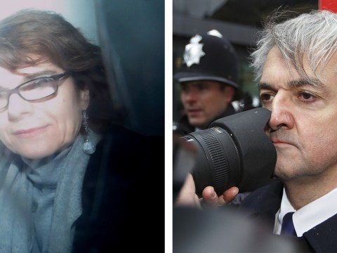 Speeding points lie catches up with Chris Huhne and Vicky Pryce as they are jailed for eight months each