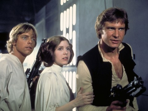 Star Wars's Mark Hamill: Part of me is cautious about returning in Episode 7