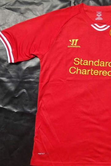 Pictures of 'new Liverpool kit' leaked online