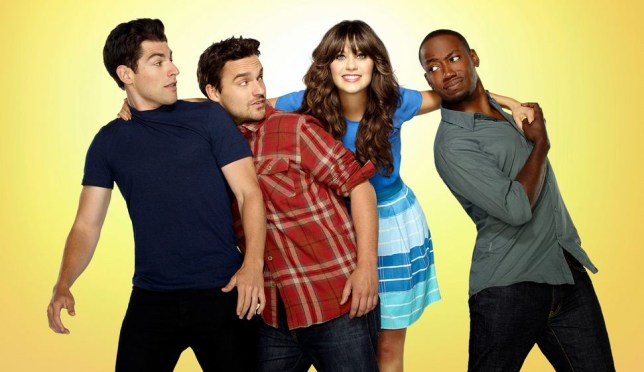 New Girl has proved extremely popular with viewers around the world (Picture: Fox)