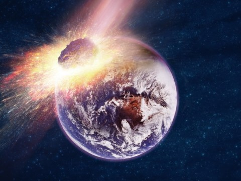 Nasa's official advice for when an asteroid heads for Earth? Pray