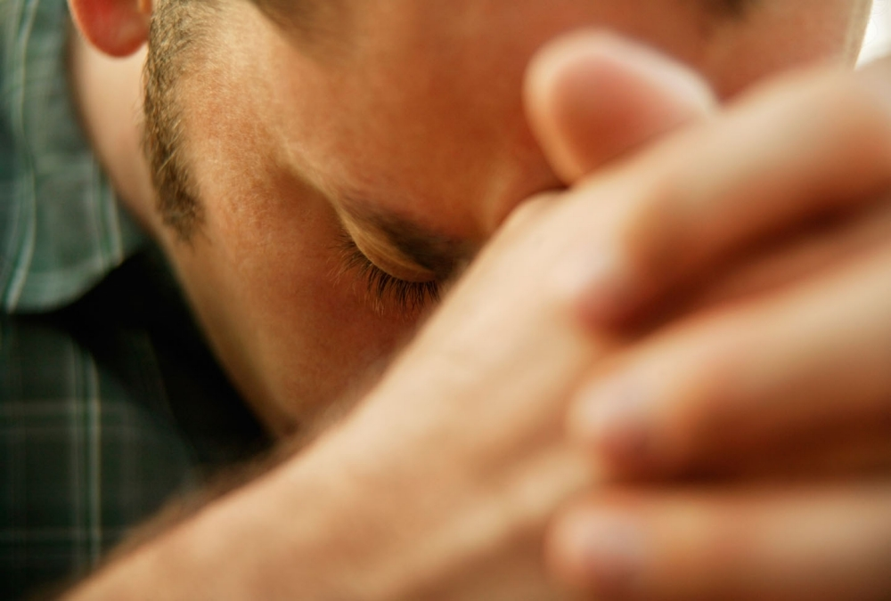 Suicide is said to be the biggest killer of young men in Britain