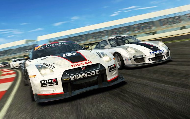 Real Racing 3 review – pay to play