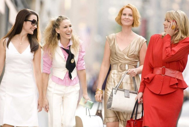SJP starred as Carrie Bradshaw in the original Sex And The City (Picture: HBO)
