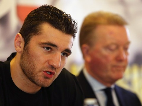 Nathan Cleverly wants to fight Bernard Hopkins to celebrate Cardiff City's promotion