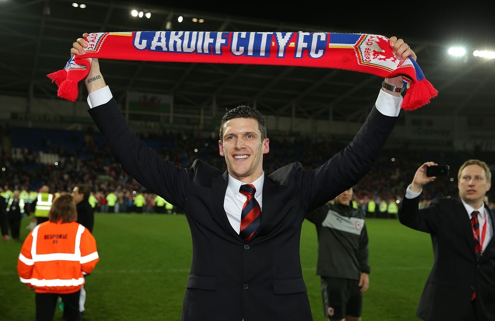 Cardiff captain Mark Hudson says Bluebirds can learn from great rivals Swansea