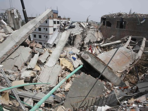 Retailers agree factory inspections after Bangladesh disaster