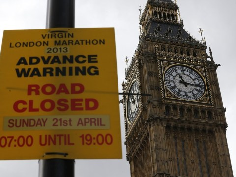 London Marathon runners to wear black ribbons following Boston blasts