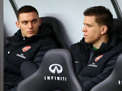 David Seaman tells Wojciech Szczesny to show character to get back into Arsenal team