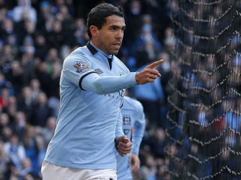 Corinthians insist they have 'no interest' in Carlos Tevez transfer