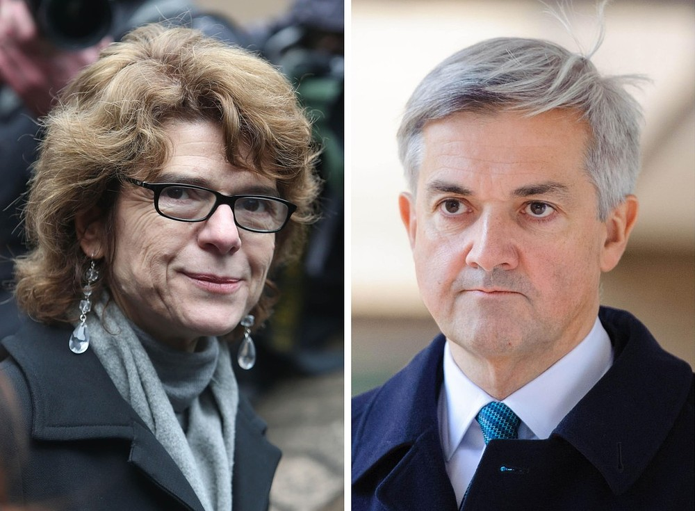 Chris Huhne and Vicky Pryce will be out of jail after 8 weeks