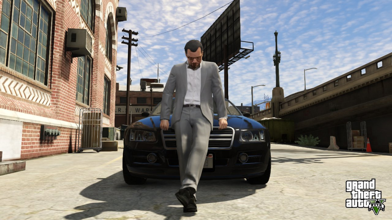GTA V is number one again in UK charts