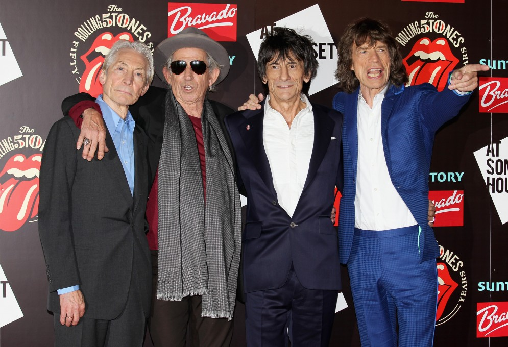 £95 for Rolling Stones tickets? You must be taking the Mick Sir Mick