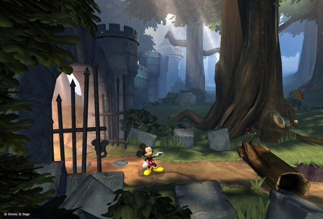Castle Of Illusion Starring Mickey Mouse – now in HD