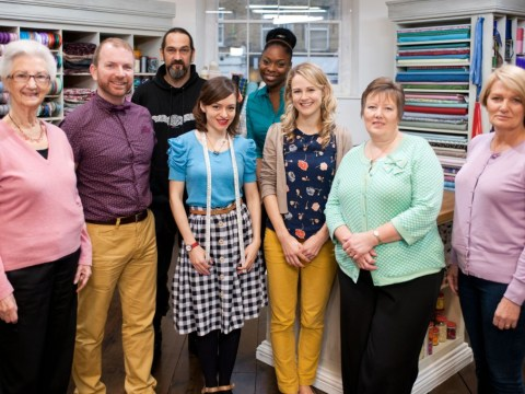 Can the Great British Sewing Bee start a sewing revolution?