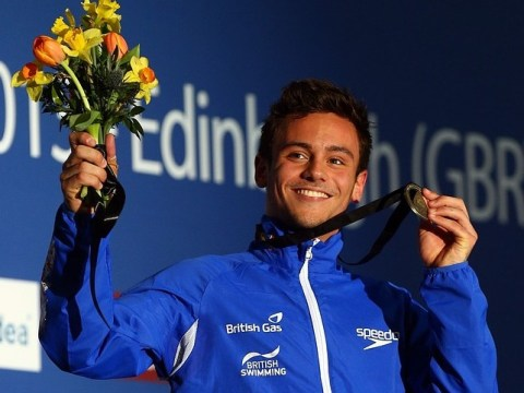 Tom Daley excited by Commonwealth Games after Edinburgh triumph