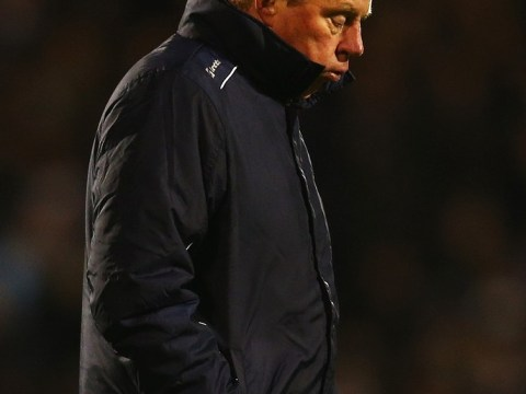 Harry Redknapp admits regret over failed Peter Odemwingie transfer